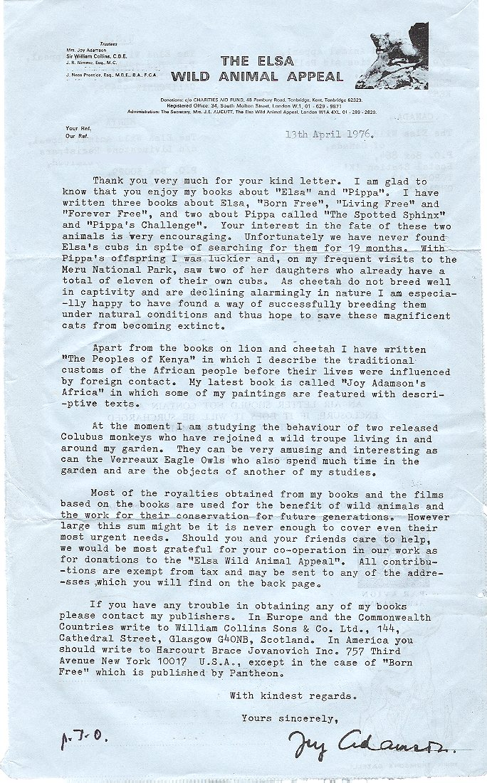 JoyAdamson_Letter_13April_1976_Text_TUCr.jpg (279628 bytes)